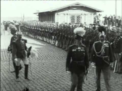 THE EMPEROR OF RUSSIA'S ARRIVAL IN ELSINORE