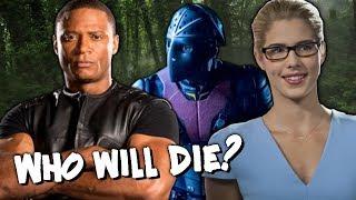 Arrow Season 7 - Death Predictions