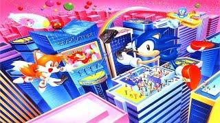 Sonic MS Gener 3DS 2 Stream