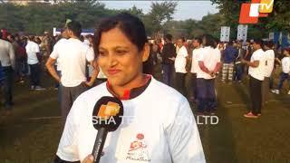 OTV Mini Marathon-2017 on World AIDS Day