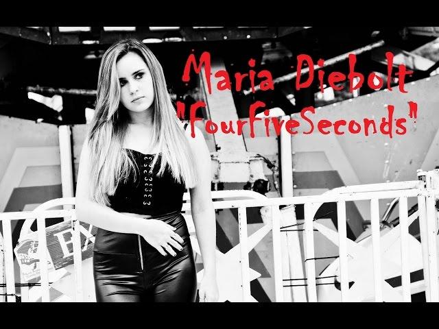 FourFiveSeconds by Maria Diebolt (Rihanna, Kanye West & Paul McCartney)
