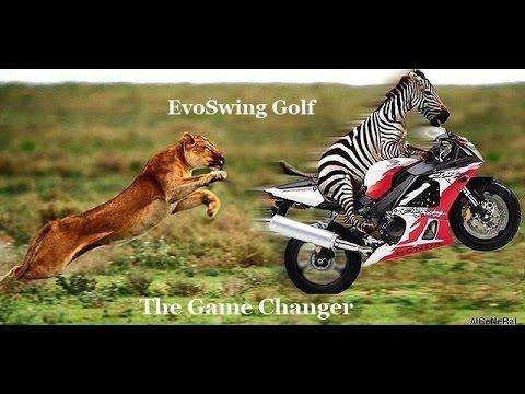 EvoSwing Golf Instruction and Swing Path Basics