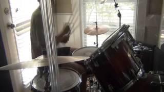 Fresh Born Deerhoof Drum cover