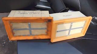 Замена воздушного фильтра на BMW R1200RT
