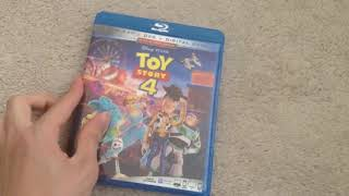 Blu-ray Update for October 19, 2019 + Toy Story 4 Blu-ray Unboxing