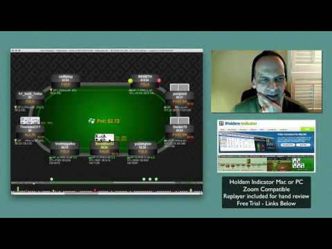 Holdem Indicator adds Hand Replayer to Poker Software