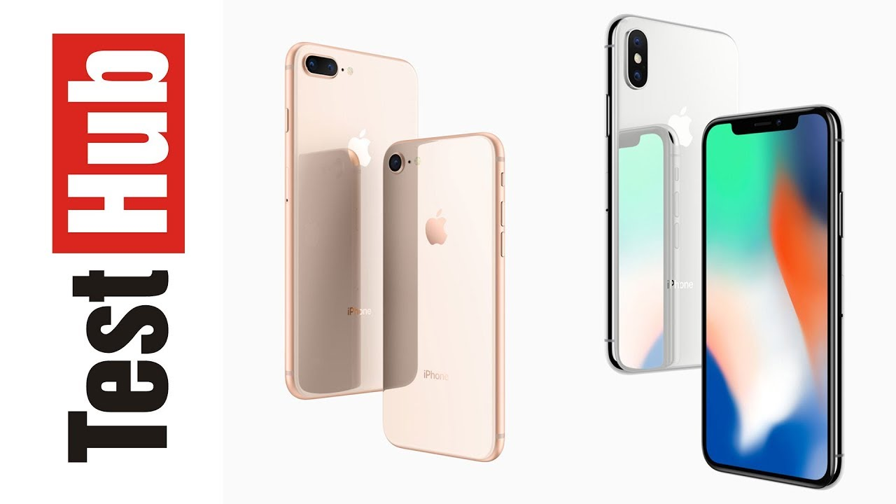 Koniec Apple! iPhone 8 i iPhone X