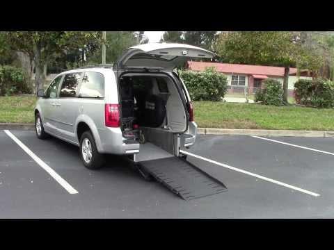 Rear Entry Accessible  Wheelchair Vans VS. Side Entry Handicap Vans.