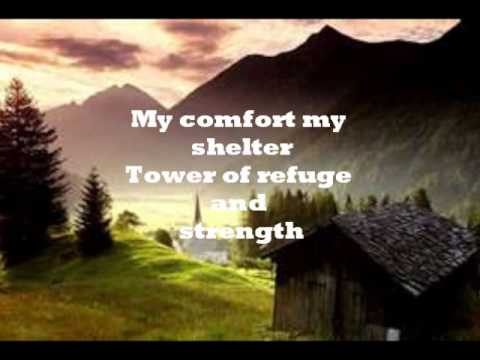 the lord is my refuge song hillsong