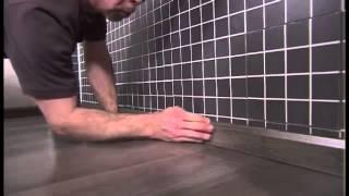 видео Влагостойкий ламинат Allure