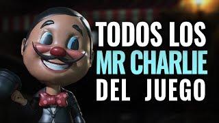 LOCALIZA Y DESTRUYE TODOS LOS MR CHARLIE EN RESIDENT EVIL 3 REMAKE