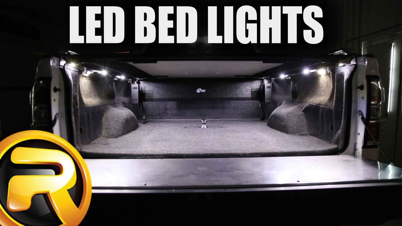 How To Install Recon Truck Bed Lights Youtube