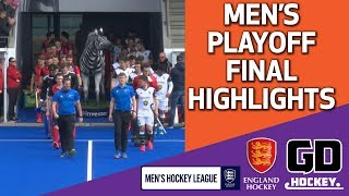 Men's League Final 2019   Surbiton v Hampstead & Westminster