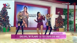 Mary Lee -Holla ( Teo Show Kanal D 2017 )