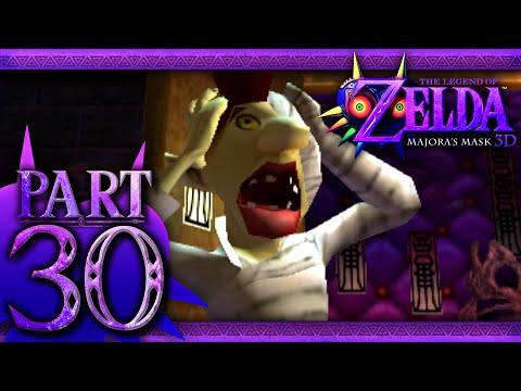 The Legend of Zelda: Majora's Mask 3D - Part 30 - Mirror Shield