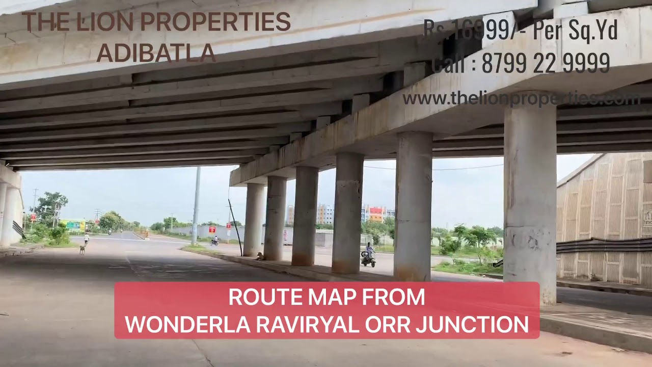 HMDA APPROVED PLOTS , MANGALPALLY ,  NEAR TCS ADIBATLA, 100 FEET ROAD FACING HYDERABAD PROPERTIES |