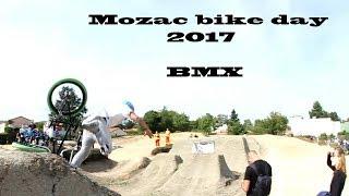 BMX mozac bike day 2017 dirt trail video test scummybraap518