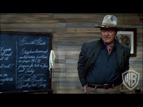 The Cowboys - Original Theatrical Trailer
