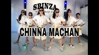 Chinna Machan | Dance Video | Charlie Chaplin2 | Prabhu Deva | Dance Choreography | SPINZA