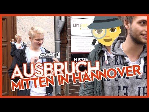 Ausbruch aus dem HIDDEN IN HANNOVER | ☀️ Unplugged #4 ☀️ | r
