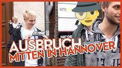 Ausbruch aus dem HIDDEN IN HANNOVER   ☀️ Unplugged #4 ☀️   radio leinehertz 106.5