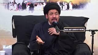 السيد منير الخباز - كل إنسان يحتاج إلى طاقة الصبر