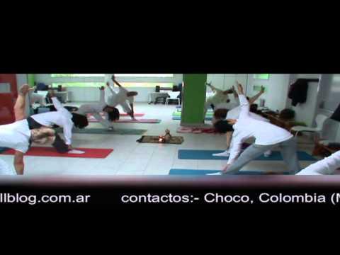 Curso de yoga con adultos en Bilbao