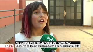 Cursos Internacionales de Flamenco La Puebla de Cazalla 2018