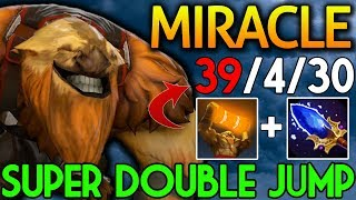 Miracle- Dota 2 [Earthshaker] Super Double Jump Subscribe : http://...