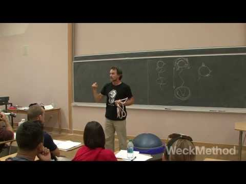 WeckMethod™ Balanced Movement Lecture at San Diego State University
