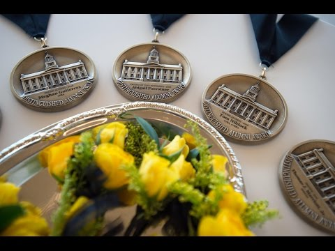 University of Iowa Distinguished Alumni Awards 2016