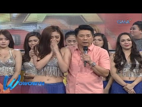 Wowowin: Willie Revillame bids farewell to his dancers
