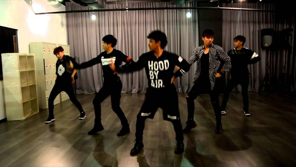 Download Fuxion - 4MINUTE - 미쳐(Crazy) dance cover (Man Version)