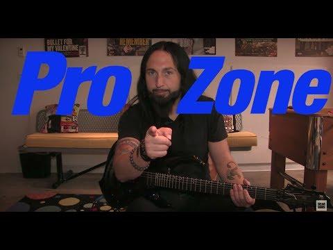 MADONNA Guitarist Monte Pittman: Extreme Pick Slides   GEAR GODS