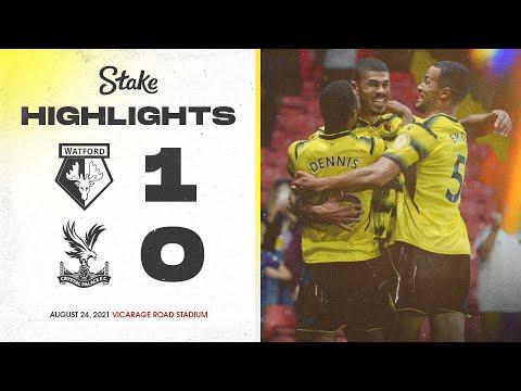 Watford Crystal Palace Goals And Highlights