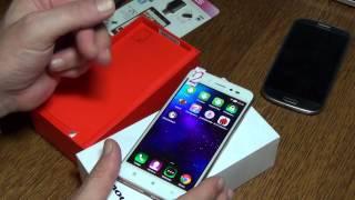 Lenovo s90 бюджетный iPhone 6 на Android
