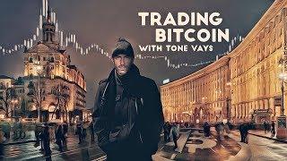 Trading Bitcoin - Still In No Trade Zone w/ Tyler Jenks