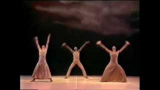 Danny Clark, Sharrell Mesh & Reneé Robinson. Alvin Ailey American Dance Theatre..wmv