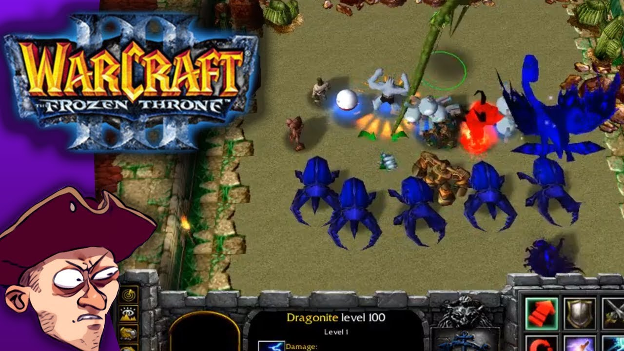 Criken Warcraft Iii The Frozen Throne Warcraft 3 Memes And
