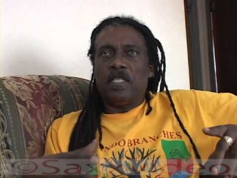 THE MIGHTY GABBY OFF THE CUFF INTERVIEW 2008 PART 1.