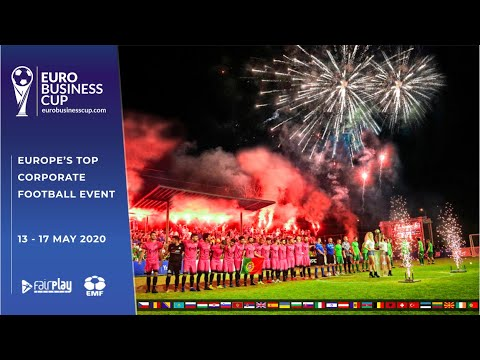 EURO Business Cup 2020 Promo