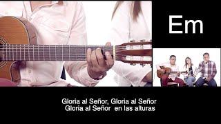 Cantemos 2daT - Gloria al Señor