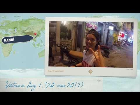 2 - 10 Mins with Michael Marmitte (Street of Hanoi, Vietnam)