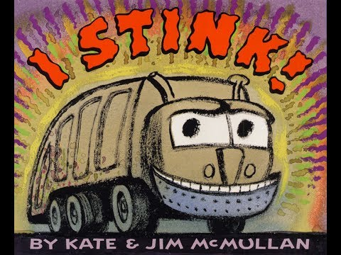 Stinky & Dirty - Coloring! - YouTube