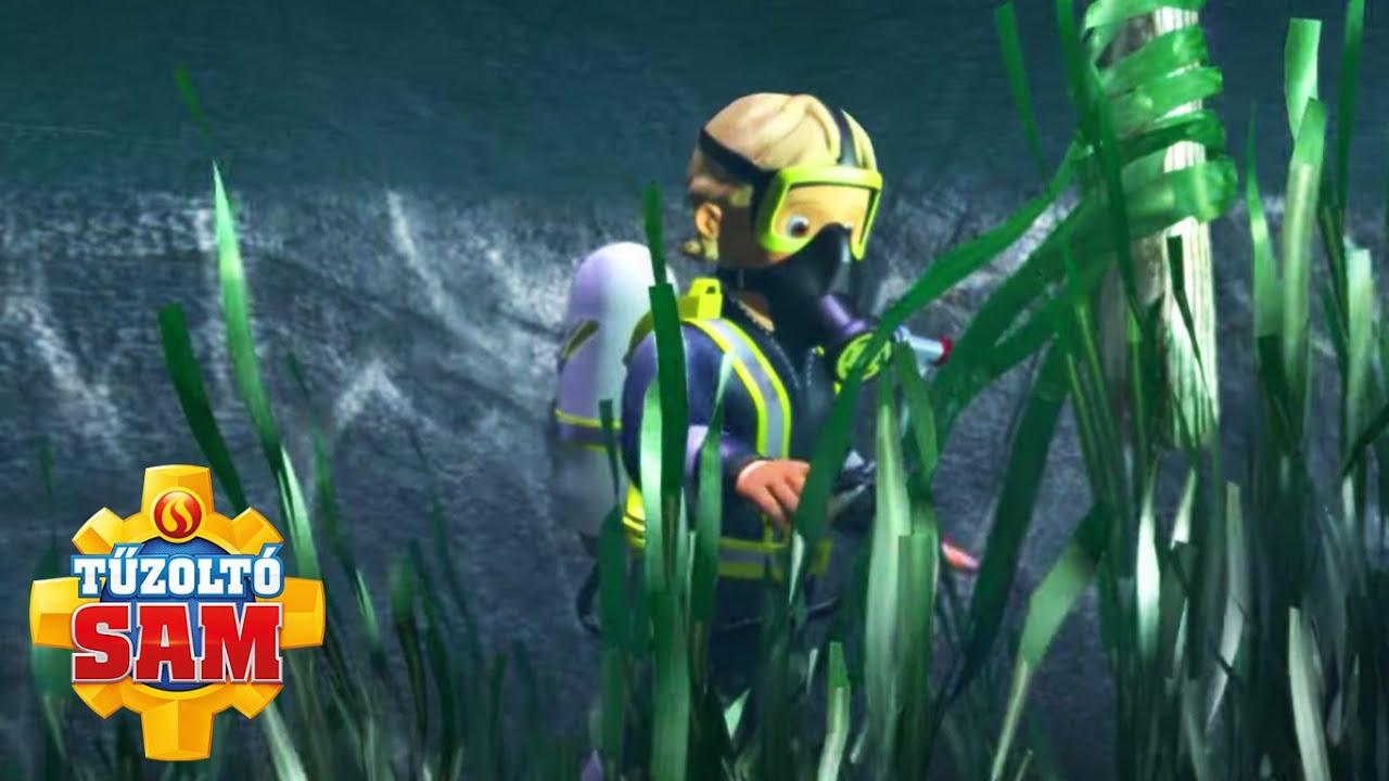 Penny víz alatti mentés | Új epizódok | Tűzoltó Sam | Rajzfilmek gyerekeknek