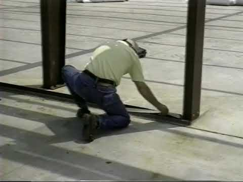 Rhino Steel Building Systems Construction Video Part 2 of 3