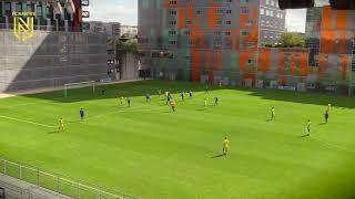 U19. Les buts de FC Nantes - Concarneau (3-1)