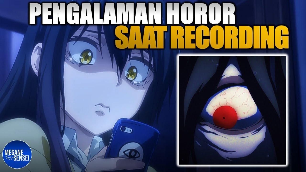 Pengalaman Horor Saat Recording, Bukan Konten Mieruko-chan #MeganeTalk