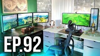 Room Tour Project 92 - Best Gaming Setups!