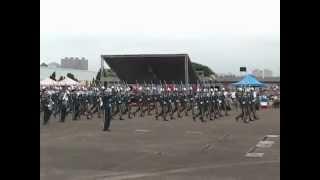 空軍樂隊表演-空軍軍歌-2012-6-2.wmv